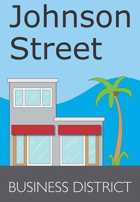 Johnson Street Business District logo