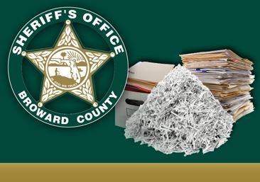 BSO Shredding Event