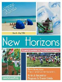 New Horizons March 2015