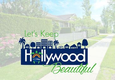 Lets Keep Hollywood Beautiful New logo
