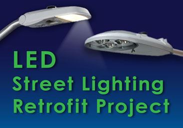 LED Street Light Retrofit Program