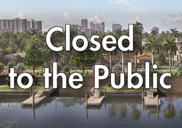 Boat Ramp Closed to the Public beginning November 12th