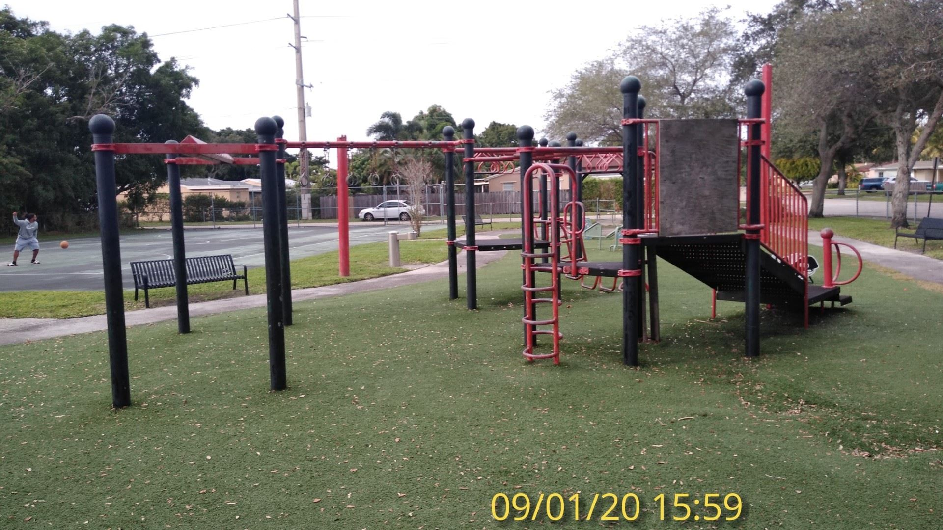 Playground looking N 1/9/20