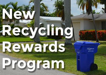 New Recycling Rewards Program