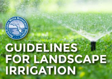SFWMD Guidelines for Landscape Irrigation