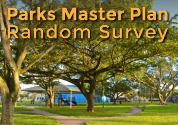 Parks Master Plan Random Survey