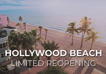Hwd Beach Limited Reopening