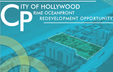 Graphic for P3 Opportunity for Hollywood Beach