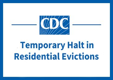 temporary halt on evictions