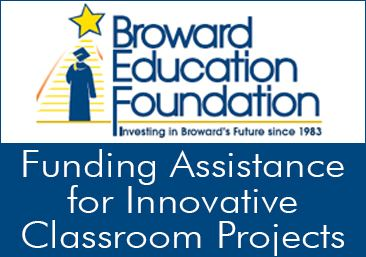 Funding Assistance for Innovative Classroom Projects