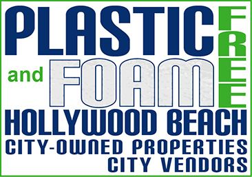 Foam Free Hollywood Beach City-Owned Properties and Vendors