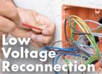 Low-Voltage-Reconnection