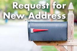 Request-for-New-Address-Web