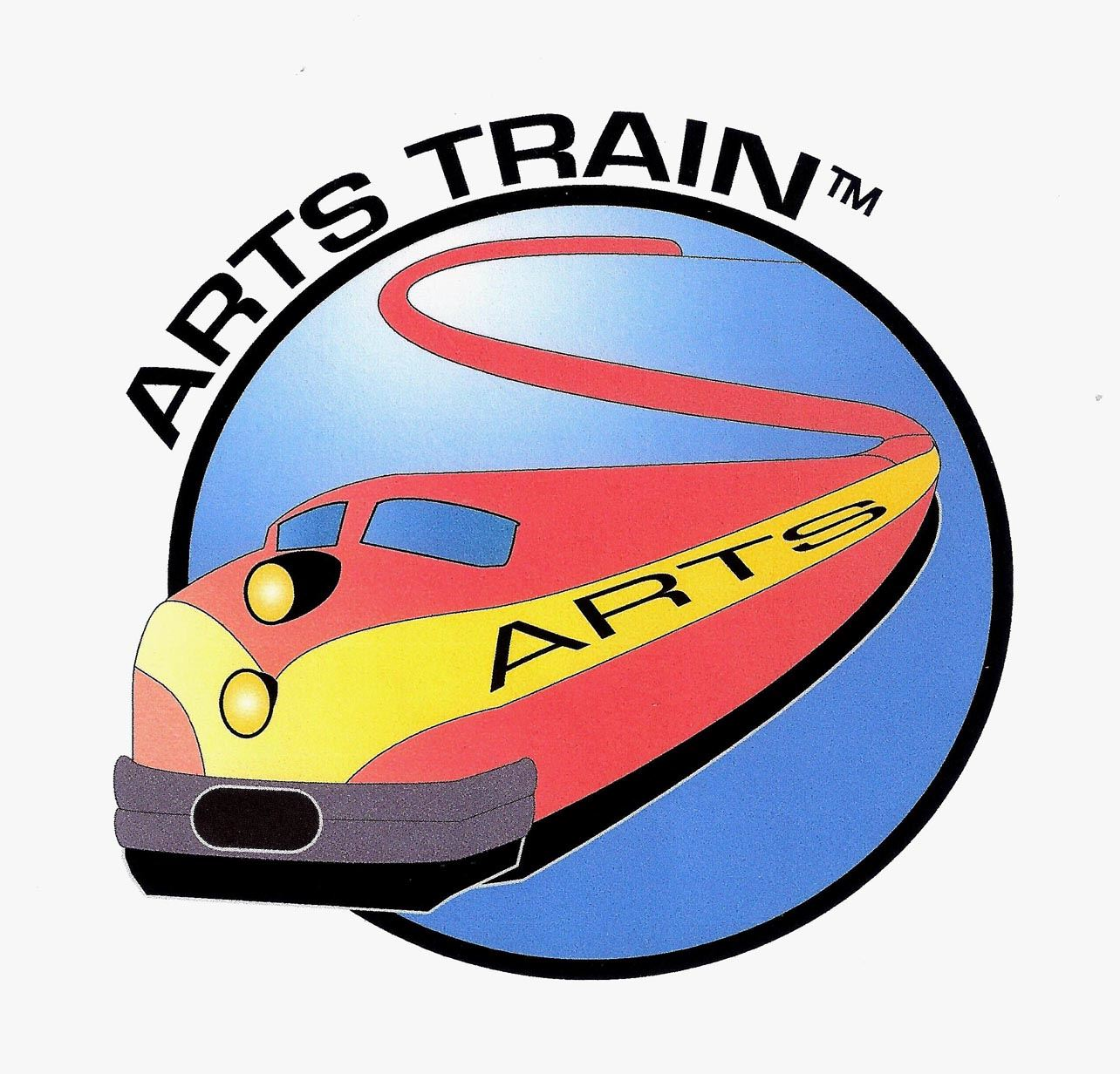 4 Arts Train Logo